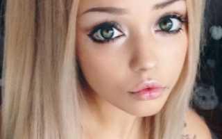 Как сделать аниме глаза макияж