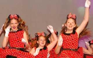 Макияж на выступление танцы