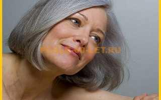 Макияж для 60 летней женщины