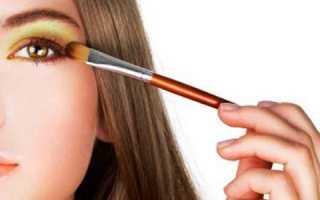 Необходимые средства для макияжа