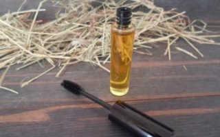 Как использовать касторовое масло для бровей