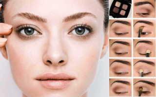 Естественный макияж как сделать