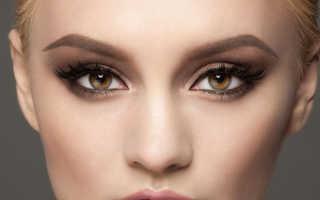 Какие тени подходят для каре зеленых глаз