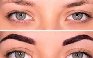 Вредно ли красить брови хной