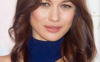 Макияж под синее платье для голубых глаз