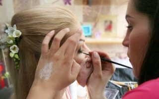 С чего начинать макияж лица
