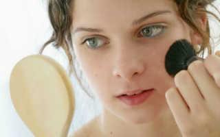 Как красить круглое лицо