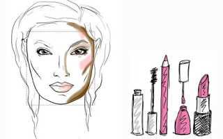Как выбрать макияж для себя