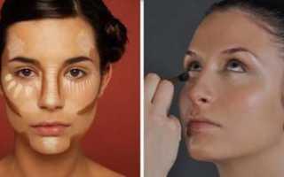 Как сделать легкий макияж в домашних условиях