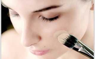 Тональный крем для жирной проблемной кожи