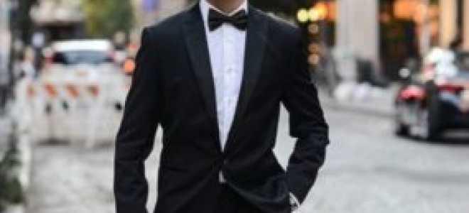 Как правильно подобрать мужской костюм