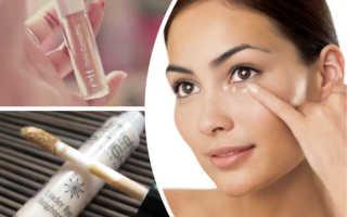 Как пользоваться консилером для глаз