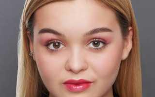 Как красиво накрасить лицо тональным кремом