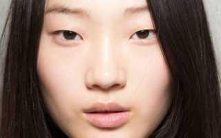 Макияж для азиатского типа лица