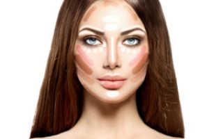 Как правильно корректировать лицо