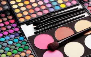 Косметика для профессионального макияжа