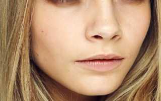 Каким цветом красить брови брюнеткам