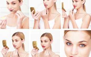 Уроки профессионального макияжа для начинающих