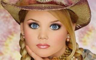 Макияж большие глаза как у куклы