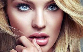 Коричневые тени для серо голубых глаз