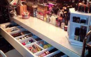 Что нужно для профессионального макияжа список