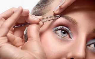 Как сделать аккуратные брови