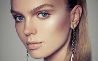 Чем выделить скулы в макияже