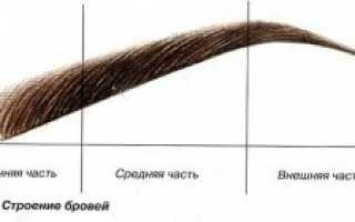 Как проходит коррекция бровей